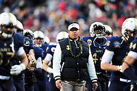 Ken Niumatalolo - Head coach Navy football <br /> <br /> Copyright Alan P. Santos