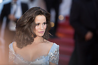Lucie Lucas at the 120 Beats Per Minute (120 Battements Par Minute)  premiere for at the 70th Festival de Cannes.<br /> May 20, 2017  Cannes, France<br /> Picture: Kristina Afanasyeva / Featureflash