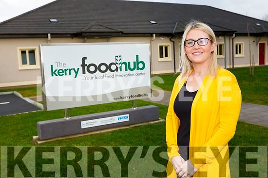 Kate Reen at Krave in the Food Hub Farranfore