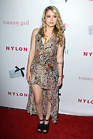 Taylor Sprietler at the NYLON Magazine Annual May Young Hollywood Issue Party at Hollywood Roosevelt Hotel on May 9, 2012 in Hollywood, California. © mpi29/MediaPunch Inc.