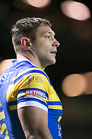 Picture by Allan McKenzie/SWpix.com - 08/02/2018 - Rugby League - Betfred Super League - Leeds Rhinos v Hull KR - Elland Road, Leeds, England - Ryan Hall.