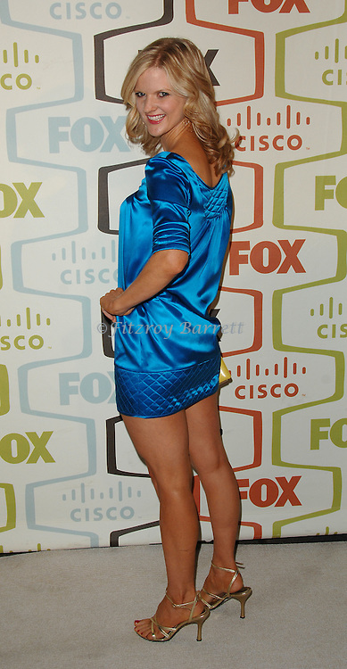 Arden Myrin at the FOX Fall Eco-Casino Party held at  Area in West Hollywood, Ca. September 24, 2007. Fitzroy Barrett