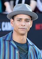 "WESTWOOD, CA - OCT 7:  Charlie Barnett at the premiere Of Netflix's ""El Camino: A Breaking Bad Movie"" at the Regency Village Theatre on October 7. 2019 in Westwood, California. (Photo by Xavier Collin/PictureGroup)"