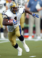 Charles Roberts Winnipeg Blue Bombers 2003. Photo Scott Grant