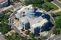 Colorado State Capitol building, downtown Denver, Colorado. June 2014. 85561