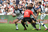 Aaron Cruden of Montpellier during the French Top 14 match between Toulon and Montpellier at Stade Velodrome on April 14, 2018 in Marseille, France. (Photo by Alexandre Dimou/Icon Sport)
