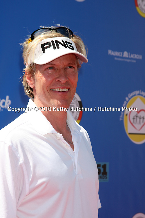 Jack Wagner.arrives at  the George Lopez Golf Tournament .Lakeside Golf Club.Toluca Lake, CA.May 3, 2010.©2010 Kathy Hutchins / Hutchins Photo...