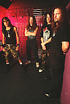 Various portrait sessions of the rock band, Morbid Angel