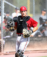 Spring Training & Instructs Arizona 2008