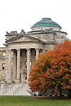Beardshear Hall on the campus of Iowa State University in Ames, Iowa. (Christopher Gannon/Gannon Visuals)