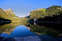 Reflection at Lake Tanay
