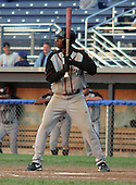 June 27, 2003:  Nyjer Morgan of the Williamsport Crosscutters, Short Season Class-A affiliate of the Pittsburgh Pirates, during a NY-Penn League game at Dwyer Stadium in Batavia, NY.  Photo by:  Mike Janes/Four Seam Images