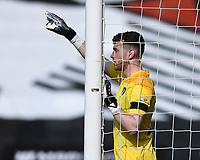 AFC Bournemouth keeper Mark Travers  during AFC Bournemouth vs Blackburn Rovers, Sky Bet EFL Championship Football at the Vitality Stadium on 12th September 2020