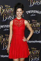 www.acepixs.com<br /> <br /> March 2 2017, LA<br /> <br /> Lilan Bowden arriving at the premiere of Disney's 'Beauty And The Beast' at the El Capitan Theatre on March 2, 2017 in Los Angeles, California.<br /> <br /> By Line: Famous/ACE Pictures<br /> <br /> <br /> ACE Pictures Inc<br /> Tel: 6467670430<br /> Email: info@acepixs.com<br /> www.acepixs.com