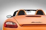 Rear view of a 2008 Porsche Boxster LE