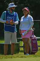 Lizette Salas (USA) looks over her tee shot on 14 during round 2 of the 2018 KPMG Women's PGA Championship, Kemper Lakes Golf Club, at Kildeer, Illinois, USA. 6/29/2018.<br /> Picture: Golffile | Ken Murray<br /> <br /> All photo usage must carry mandatory copyright credit (© Golffile | Ken Murray)