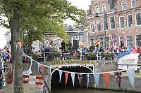 ZWEMMEN: FRYSLÂN: 20-19-08-2018, Elfstedenzwemtocht, Maarten van der Weijden, Dokkum, ©foto Martin de Jong