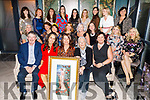 Former Rose of Tralee contestants enjoying the Rose Reunion in the Rose Hotel on Saturday night.