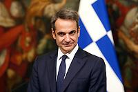 20191126 Incontro Italia Grecia