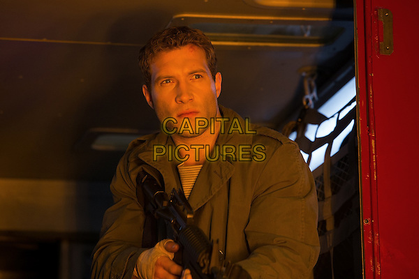 Terminator Genisys (2015)  <br /> Jai Courtney<br /> *Filmstill - Editorial Use Only*<br /> CAP/KFS<br /> Image supplied by Capital Pictures