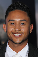 "HOLLYWOOD, LOS ANGELES, CA, USA - MARCH 13: Tahj Mowry at the World Premiere Of Marvel's ""Captain America: The Winter Soldier"" held at the El Capitan Theatre on March 13, 2014 in Hollywood, Los Angeles, California, United States. (Photo by Xavier Collin/Celebrity Monitor)"