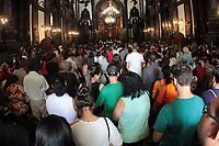 CAMPINAS, SP 25.03.2018 - MISSA DE DOMINGO DE RAMOS, na Catedral Nossa Senhora da Conceicao na cidade de Campinas, SP. (Foto: Denny Cesare/Codigo19)