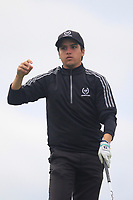 Mateo Fernandez de Oliveira of Team Argentina on the 10th tee during Round 4 of the WATC 2018 - Eisenhower Trophy at Carton House, Maynooth, Co. Kildare on Saturday 8th September 2018.<br /> Picture:  Thos Caffrey / www.golffile.ie<br /> <br /> All photo usage must carry mandatory copyright credit (© Golffile | Thos Caffrey)