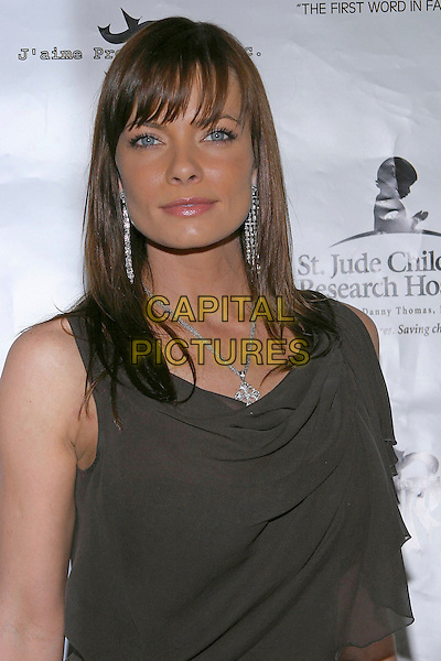 "JAIME PRESSLY.""A Gamble For Hope"" An Exclusive Casino after-party to benefit St. Jude Children's Research Hospital held at Bliss Lounge, Los Angeles, California, 25th October 2004..portrait headshot jamie Pressley.**UK SALES ONLY**.Ref: ADM.www.capitalpictures.com.sales@capitalpictures.com.©JW/AdMedia/Capital Pictures"