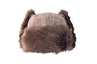 High resolution Photograph of the Alaska Faux Trapper Hat