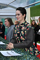 Noémie Merlant at 'Portrait of a Lady on Fire' premiere, an 18th century drama about a female painter who falls in love with her subject, at Embankment Gardens Cinema, London, England on October 08, 2019.<br /> CAP/JOR<br /> ©JOR/Capital Pictures