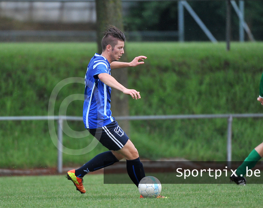 FC Aalbeke : Louis Kindt<br /> foto VDB / Bart Vandenbroucke