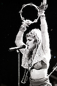 Madonna; Live, In New York City, 1984.Photo Credit: Eddie Malluk/Atlas Icons.com