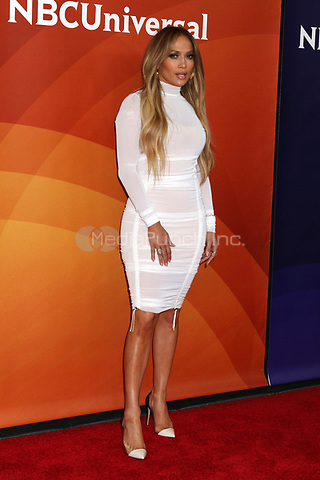 UNIVERSAL CITY, CA - MAY 2: Jennifer Lopez at the NBCUniversal Summer Press Day at Universal Studios in Universal City, California on May 2, 2018. Credit: David Edwards/MediaPunch
