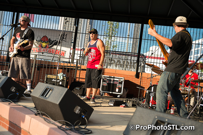 Unifyah in concert at Busch Stadium in St. Louis, MO on Sept 24, 2013.