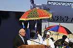Israel, President Reuven Rivlin at the Jewish Ethiopian Sigd celebration in Jerusalem