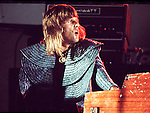 ELP 1972 Keith Emerson.© Chris Walter.
