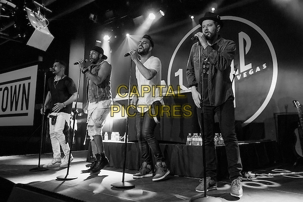 LAS VEGAS, NV - May 22, 2016: ***HOUSE COVERAGE*** O-Town performs at Vinyl Las Vegas at Hard Rock Hotel &amp; Casino in Las vegas, NV on May 22 2016. <br /> CAP/MPI/EKP<br /> &copy;EKP/MPI/Capital Pictures