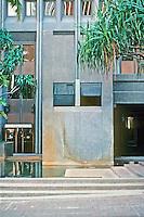 Honolulu: Financial Plaza--detail. Photo '82.