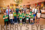 Kerry footballers Killian Young and David Moran at the Garvey's Supervalu, Tralee, 25th anniversary celebrations on Saturday