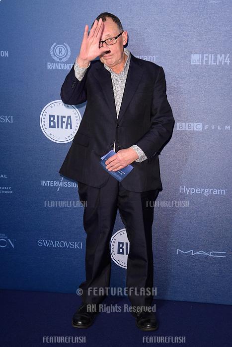 Ian Martin at the British Independent Film Awards 2017 at Old Billingsgate, London, UK. <br /> 10 December  2017<br /> Picture: Steve Vas/Featureflash/SilverHub 0208 004 5359 sales@silverhubmedia.com