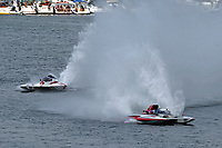 "Bert Henderson, GP-777 ""EMS Steeler"", Mike Monahan, GP-35 ""TM Special"" (Grand Prix Hydroplane(s)"