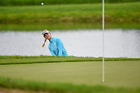 Jessica Korda (USA) chips on to 8 during the round 3 of the KPMG Women's PGA Championship, Hazeltine National, Chaska, Minnesota, USA. 6/22/2019.<br /> Picture: Golffile | Ken Murray<br /> <br /> <br /> All photo usage must carry mandatory copyright credit (© Golffile | Ken Murray)