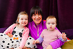 Ciara O'Sullivan Glenbeigh who is running the London marathon to raise funds for Crumlin Children's Hospital wher her two girls Aoíse and Néidin have been treated