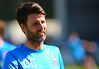 Lincoln City manager Danny Cowley <br /> <br /> Photographer Andrew Vaughan/CameraSport<br /> <br /> Vanarama National League - Eastleigh v Lincoln City - Saturday 8th April 2017 - Silverlake Stadium - Eastleigh<br /> <br /> World Copyright &copy; 2017 CameraSport. All rights reserved. 43 Linden Ave. Countesthorpe. Leicester. England. LE8 5PG - Tel: +44 (0) 116 277 4147 - admin@camerasport.com - www.camerasport.com