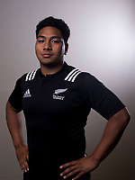 Fatongia Paea. The 2017 New Zealand Schools rugby union headshots at the Sport and Rugby Institute in Palmerston North, New Zealand on Monday, 25 September 2017. Photo: Dave Lintott / lintottphoto.co.nz
