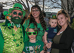 Bill, Hunter, Brittany, Mason and Amber on St. Patrick's Day in Reno on Friday, March 17, 2017.