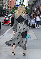 NEW YORK, NY August 02: Chloe Grace Moretz at Build Series n New Yor City on August 02 , 2018. <br /> CAP/MPI/RW<br /> &copy;RW/MPI/Capital Pictures