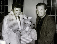 Liberace and Peter Allen 1984<br /> Photo By John Barrett/PHOTOlink