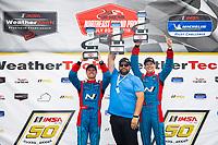 TCR Race Winners, #98 Byan Herta Autosport W Curb-Agajanian Hyundai Veloster N TCR, TCR: Mark Wilkins, Michael Lewis