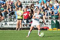 Kansas City, MO - Sunday September 11, 2016: Alex Arlitt during a regular season National Women's Soccer League (NWSL) match between FC Kansas City and the Chicago Red Stars at Swope Soccer Village.